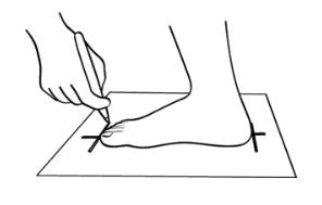 hướng dẫn chọn size giầy