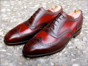 Xu hướng giầy nam công sở 2014